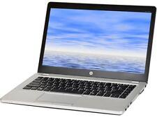 "HP 9470M 14.0"" Grade C Laptop Intel Core i5 3rd Gen 3437U (1.90 GHz) 250 GB HDD"