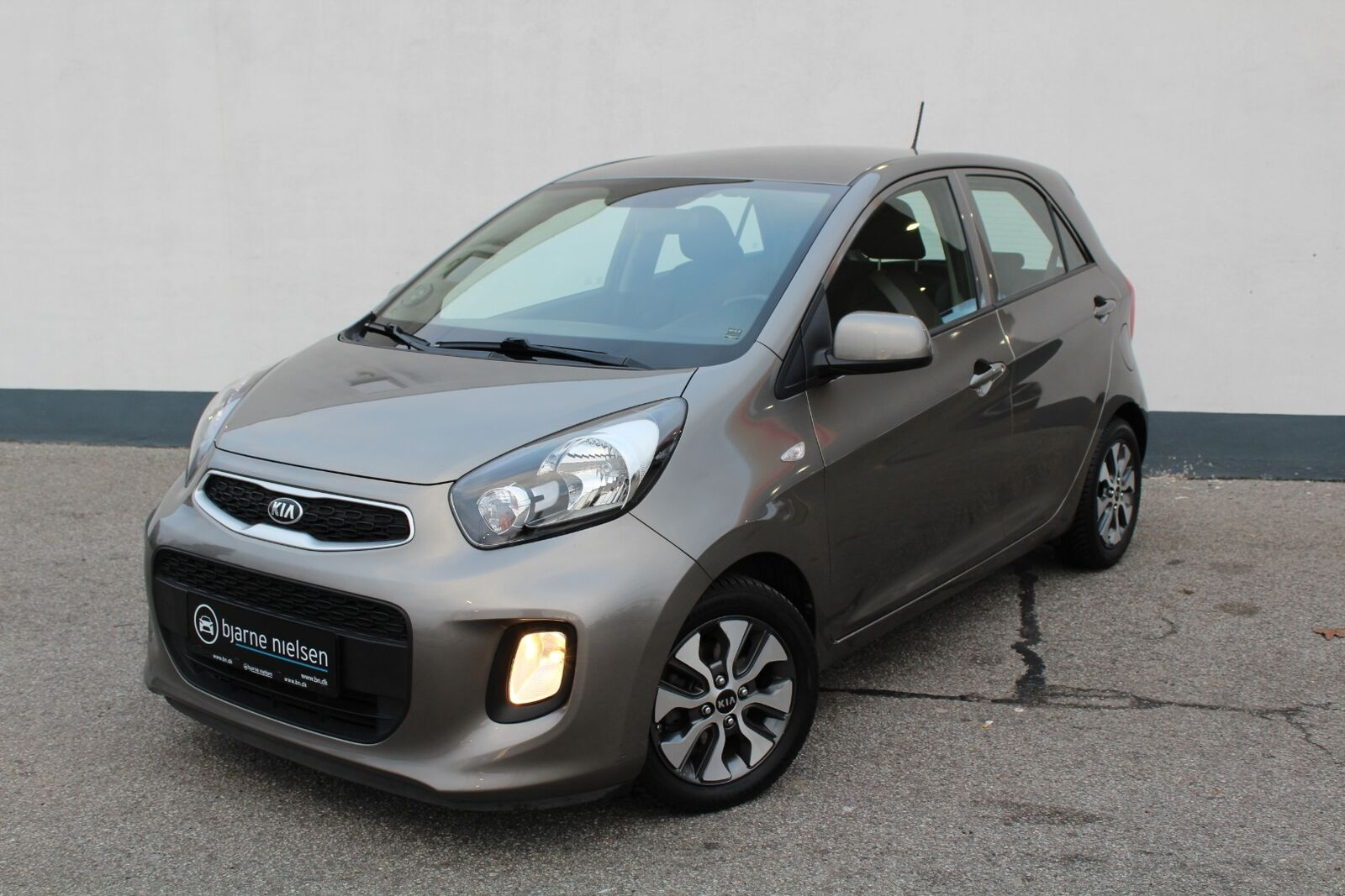 Kia Picanto 1,0 Style+ Limited - billede 0
