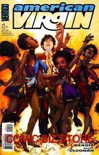 AMERICAN VIRGIN #4 (2006) VERTIGO COMICS