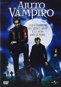 Aiuto vampiro - DVD nuovo