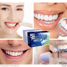 Dental Teeth Tooth Whitening Strip Bleaching Whiter White strip Set White Smile