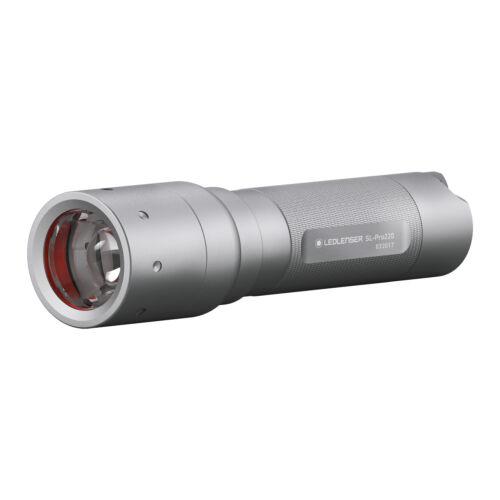 LED Lenser SL-Pro220 Flashlight Torch 220 Lumens