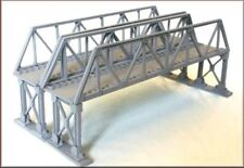 Knightwing PN16 Truss Girder Overbridge with Metal Supports Double Track N Gauge