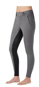 Kerrits Therminator Winter Riding Pant-XL-Charcoal