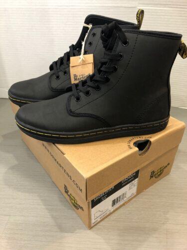7 Dr Canvas Doc Boots Martens Zwart Shoreditch Enkel Sneaker 8wwqSpHZ