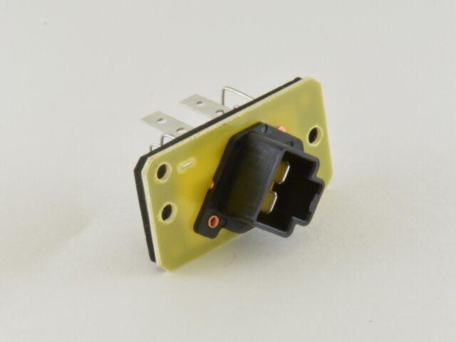 HVAC Blower Motor Resistor Front Formula Auto Parts BMR17