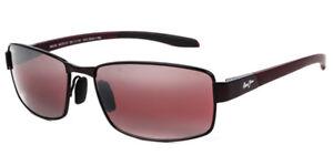 f8ba914dbd NEW Maui Jim KONA WINDS R707-07 Burgundy Sunglasses Polarized Maui ...