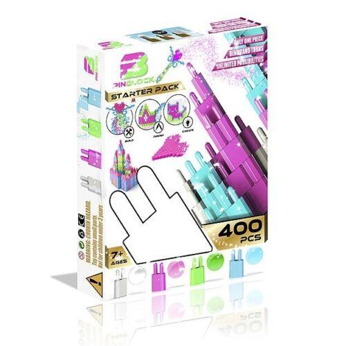 Ages BRAND NEW Pinblock Starter Pack Girls 400 pcs 7