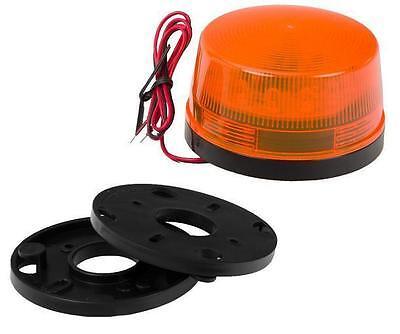 12V LED Blitzlicht Warnlicht Alarmanlage Alarm Blitzer Signalleuchte Blinklicht