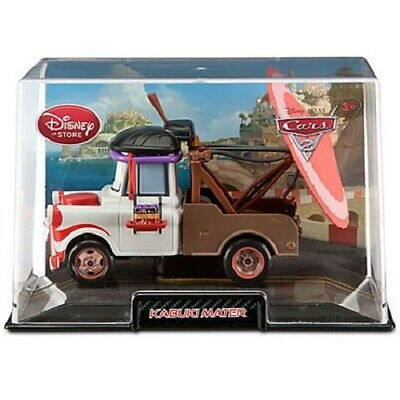 Disney Pixar Cars 2 Disney Store Kabuki Mater Brand New In Box