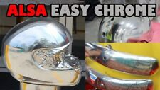 Easy Chrome Paint by Alsa: Spray or Brush On!
