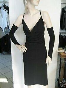 Kleid Lunghette +Rückenfrei+ Teilt hinter+Ärmel