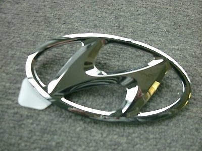 New OEM Trunk Lid Rear *H* Logo Emblem For 2009-2014 Hyundai Genesis 863003M000