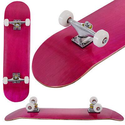 Planche à roulettes Skateboard Rétro longboard en plastique cruiser complete