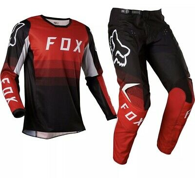 New 2020 Fox Racing Flexair Honr Limited Edition Jersey /& Pant Combo