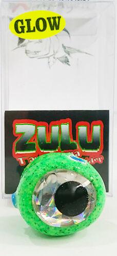 X-Paragon Zulu Tai Kabura Slider 100/% Handmade 125gr Color Green