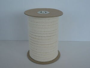 Baumwollseil 10 mm, 50 m Zauberseil BW Seil Baumwolle Bondage schnur kordel