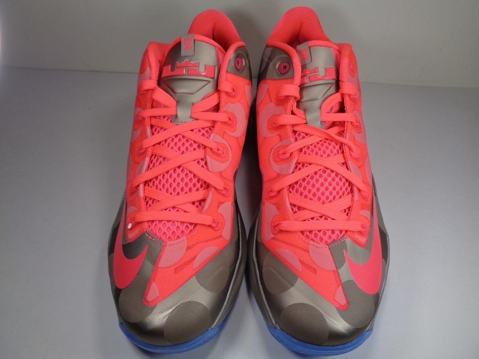 150d81474d30 ... Nike Air Max Lebron Lebron Lebron Xi 11 Niedrig Se Maison Du Hyper  Punch Sz 8.5 ...