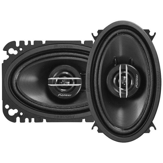 "Pair Pioneer TSG4620S 4X6/"" 2 Way Speakers 200 Watts"