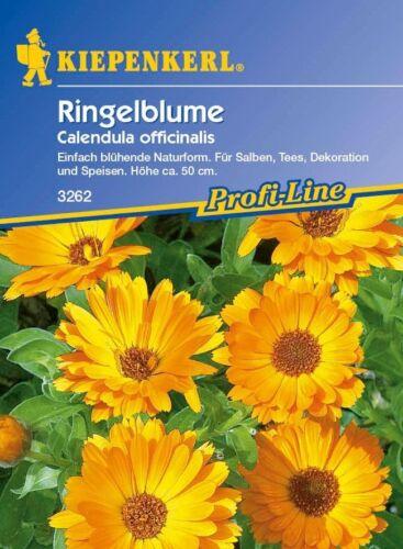 Ringelblumen   für Tee und Salben ca 100 Samen Schnitt  Blumen Stauden .3262
