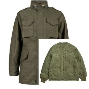 Alpha Industries Inc. M 65 Field Jacket Olive | Sivletto