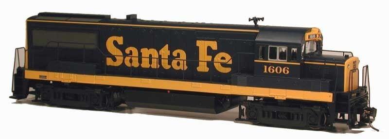 Gauge H0 - Diesel Locomotive Ge U25B Santa Fe 23832 Neu