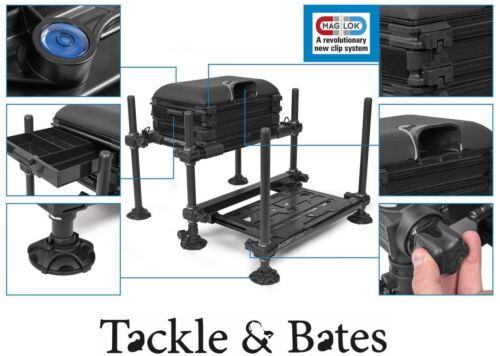 Preston Innovations Inception SL30 Seatbox Match Pole Feeder Fishing