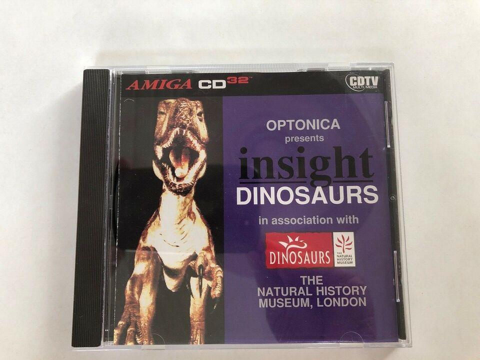 Amiga CD32, Amiga