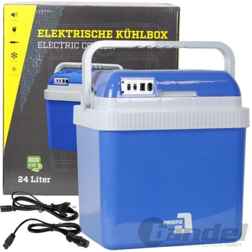 24l FRIGO PORTATILE 12v Auto /& 230v casa auto-Borsa termica termoelettrici warmhaltebox A
