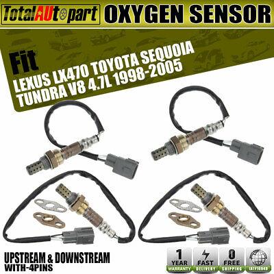 DENSO Upstream Oxygen Sensor for 2001-2004 TOYOTA SEQUOIA V8-4.7L