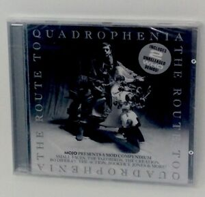 Mojo-Presents-the-Route-to-Quadrophenia-CD-NEW-Sealed-Dec-2011