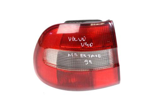 GAUCHE feu arriere Orig Volvo v40 gauche extérieur Queue Lumière Feu Arrière Lampes porteur