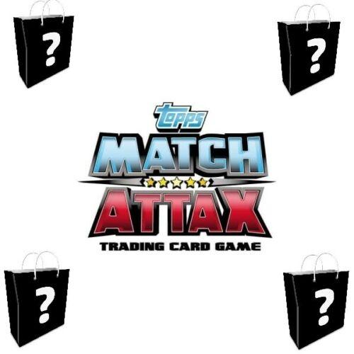 Match Attax Bolsa De Misterio de tarjeta 08 09 11 12 13 14 15 16 17 18 19