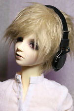 BJD Doll Dollfie Soundplay 1/3 Scale SD Headphones 7 days Pitch Black Toy Prop