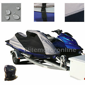 Polaris Jet Ski SLT / SLTH Custom Fit Trailerable JetSki PWC Cover 1994-1999