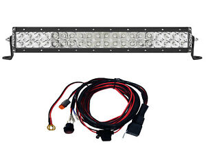 Rigid industries 20 e series pro led light bar kit combo spot flood image is loading rigid industries 20 034 e series pro led mozeypictures