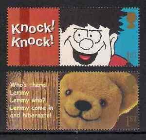 GB-2002-sg-LS9-Smiles-Smiler-Sheet-Set-Of-2-Single-Stamps-With-Label-Litho-MNH