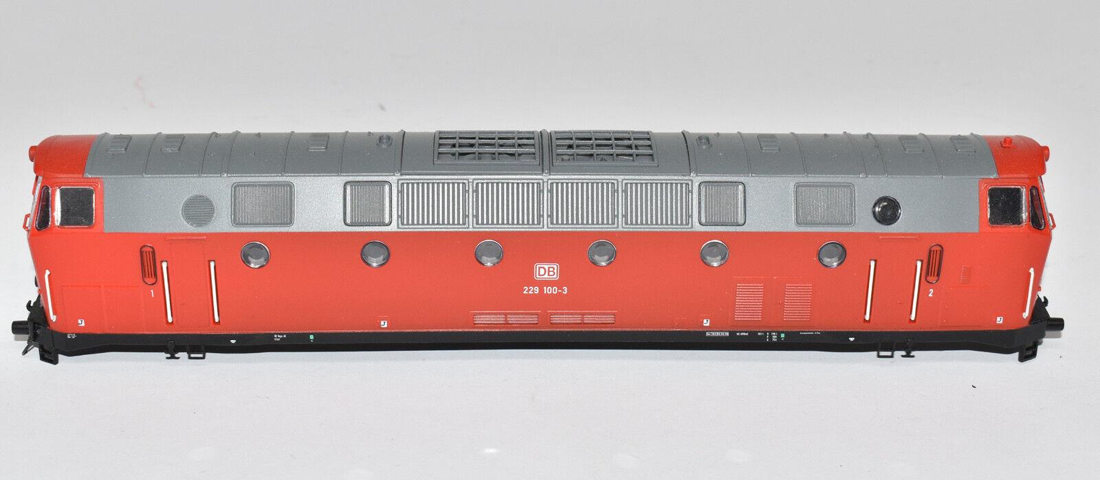 Gützold H0 Gehäuse   Lokaufbau für BR 229 100-3 100-3 100-3 in rot DB AG NEU (36330) U-Stiefel  | Auktion  807f9c