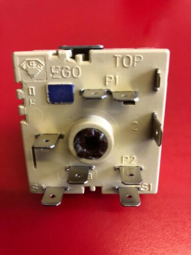 50.57071.010  Kleenmaid IAG Control Switch Cooktop to3 to5 to6 to7 to8 to8 to10