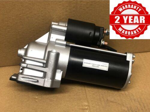 FORD TRANSIT MK6 2.0 /& 2.4 DIESEL 2000-2006 REMANUFACTURED STARTER MOTOR T202R