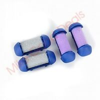 Ped Egg Power Replacement Rollers 4 Pack (for Callus Remover) As Seen On Tv