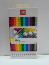 LEGO 12 GEL Pens 6 Ages 6390