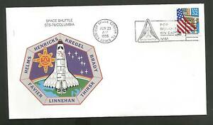 SPACE-SHUTTLE-COLUMBIA-STS-78-JUN-20-1996-KSC