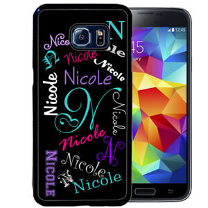 PERSONALIZED-RUBBER-CASE-FOR-SAMSUNG-NOTE-9-8-6-5-4-BLACK-NAME-ALL-OVER