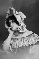 713002 Actress 1916 A4 Photo Print