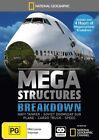 National Geographic -  Megastructures Breakdown - Plane, Navy Tanker, Soviet Nuclear Sub, Cargo Truck, Porsche (DVD, 2011, 2-Disc Set)