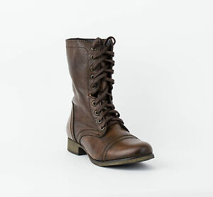Steve-Madden-Womens-Troopa-Brown-Leather
