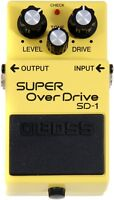 Boss Sd-1 Super Overdrive (super Overdrive Pedal) on sale