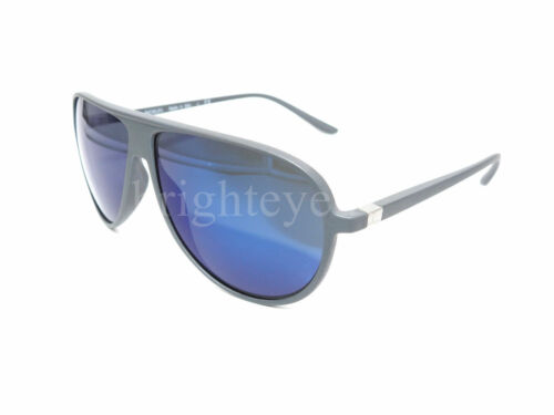 Authentic STARCK EYES Matte Grey Sunglasses SH5011-000396 NEW