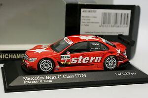 Minichamps-1-43-Mercedes-Classe-C-DTM-2008-Paffet